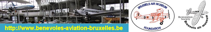 Brussels Air Museum Volunteers