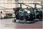 Sud Aviation SA.313B Alouette II / A-05