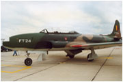 Lockheed T.33A / FT-24