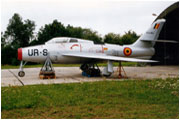 Republic F-84F Thunderstreak / FU-154