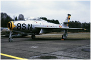 Republic F-84F Thunderstreak / FU-188