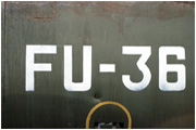 F-84F Thunderstreak /  FU-36