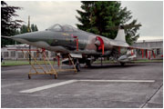 Lockheed F-104G Starfighter / FX-21