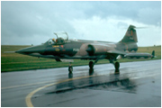Lockheed F-104G Starfighter / FX-81