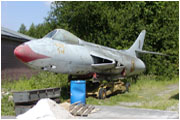 Hawker Hunter F.4  IF-65 / 7J-8